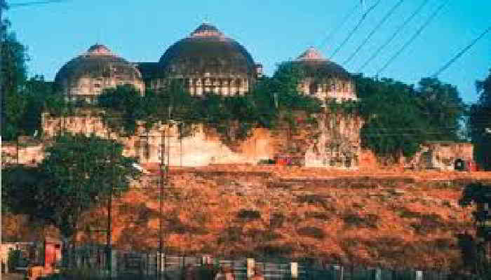 Babri Masjid Demolition Case Updates